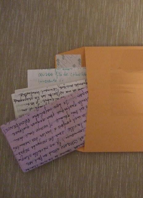 De profundis, lettre des abysses 5.1