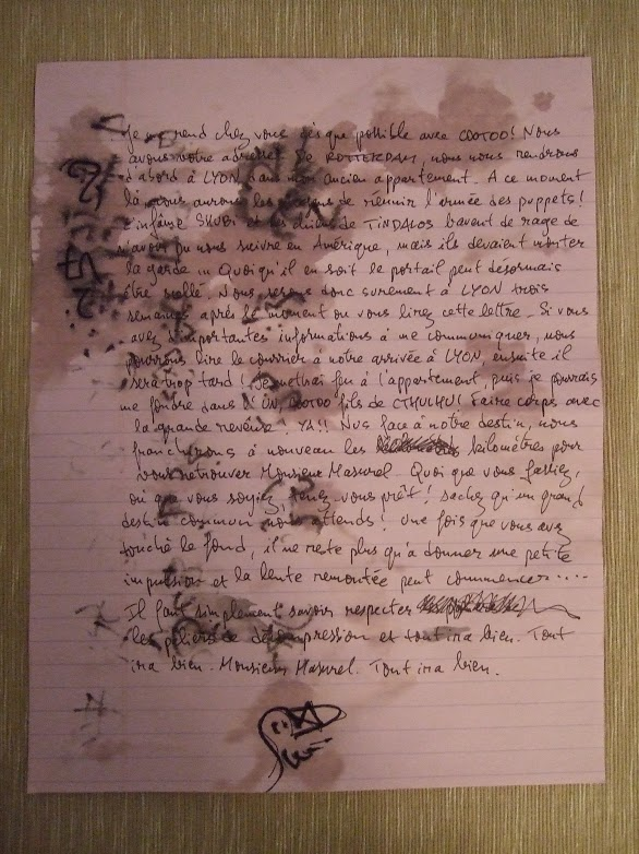 De profundis, lettre des abysses 5.3