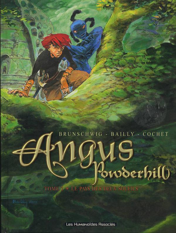 A comme Angus Powderhill