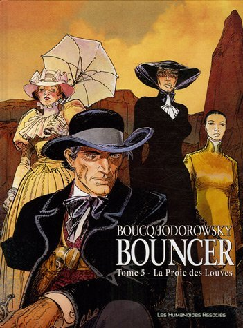B comme Bouncer